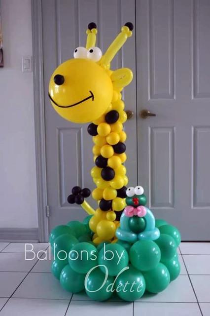 Balloons by Odette - Giraffe