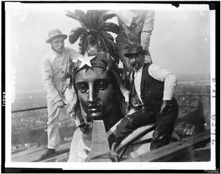 Statue of Freedom Preservation 1913
