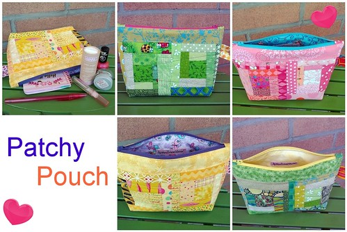 Patchy Pouches!