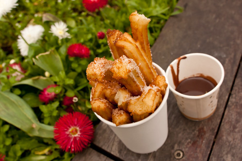 Yummy churros
