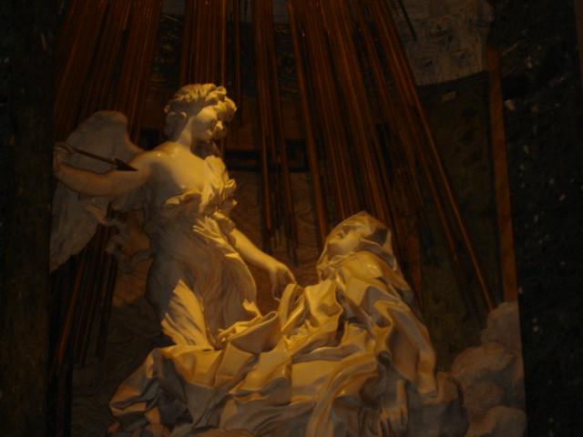 Extase de Santa Teresa - Roma