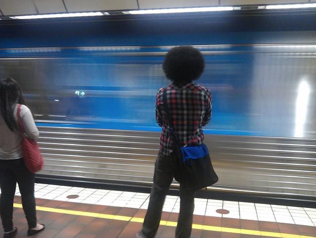 Metro afro