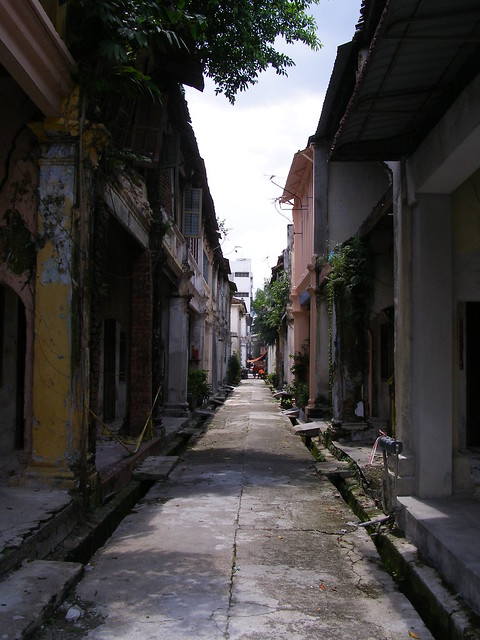 Panglima Lane (Concubine Lane)