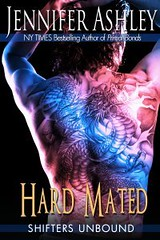 August 2012               Hard Mated (Shifters Unbound #3.5) by Jennifer Ashley