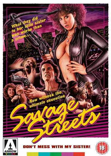 AV_Savage Streets_DVD.indd