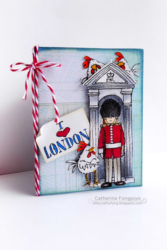 London Mini Book