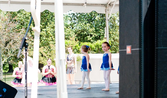 Ballet Performance at Historic Buford Festival, May 5th