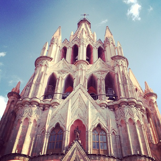 San Miguel de Allende, #méxico