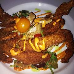 fried food, cutlet, meat, food, dish, cuisine,