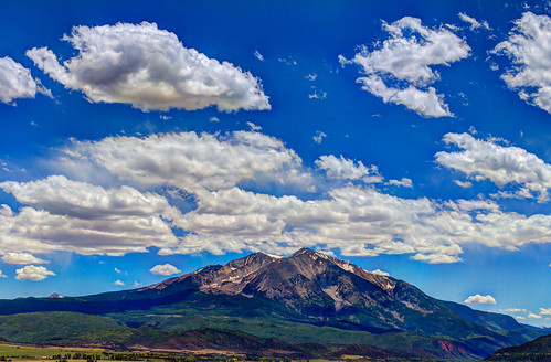 sunset mountain mountains june clouds canon photography colorado photographer trails fluffy peak 7d co aspen carbondale 12th 1740mm 2012 sopris pitkincounty tobyharriman