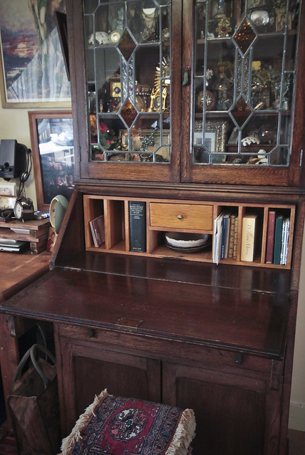 Writing bureau as well.