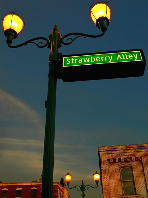 Strawberry Alley