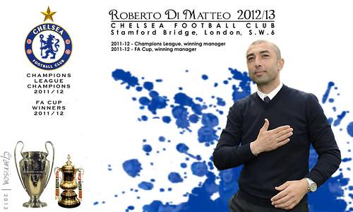 Roberto Di Matteo 2012/13