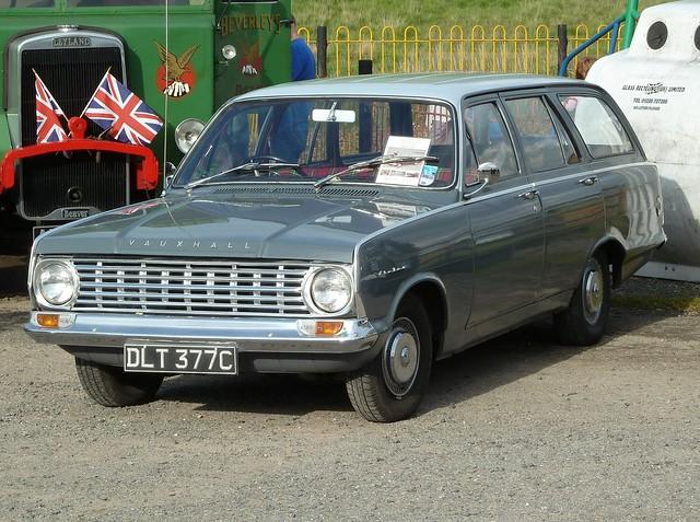DLT 377C - 1965 Vauxhall Victor 101 Estate