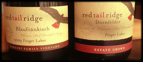 Red Tail Ridge Finger Lakes Wines