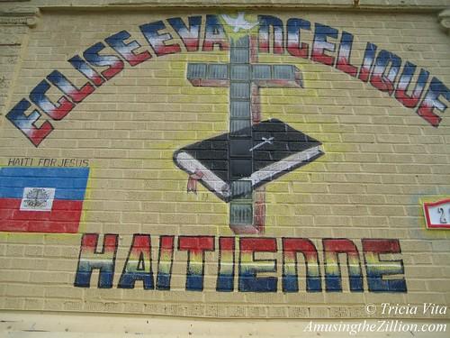 Église  Evangelique Haitienne