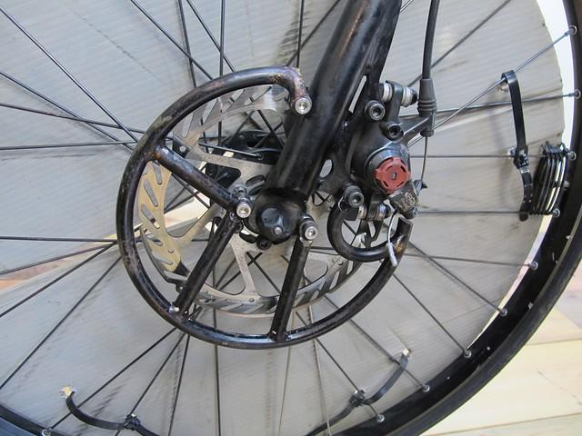 Bike polo Rotorguard