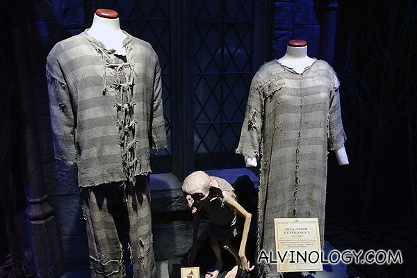 Prisoners robes