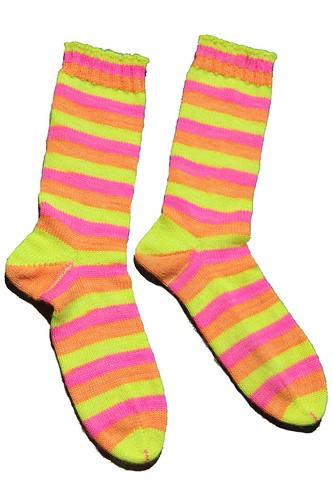 Neon Socks