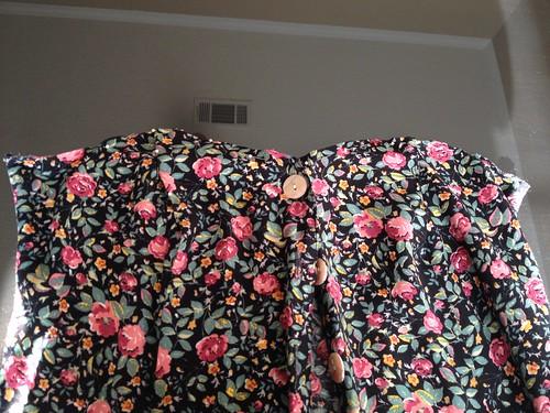 90s Floral Dress