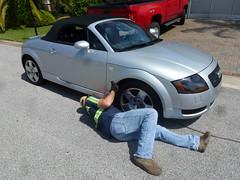 automobile(1.0), automotive exterior(1.0), audi(1.0), executive car(1.0), wheel(1.0), vehicle(1.0), automotive design(1.0), rim(1.0), audi tt(1.0), bumper(1.0), land vehicle(1.0), coupã©(1.0), sports car(1.0),