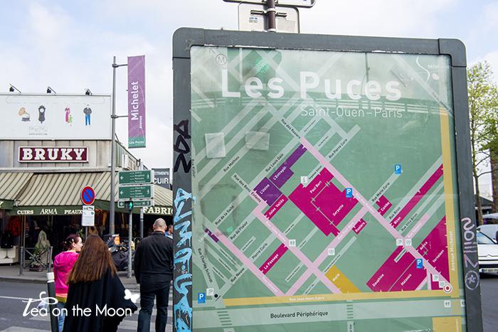 Paris les puces saint-ouen