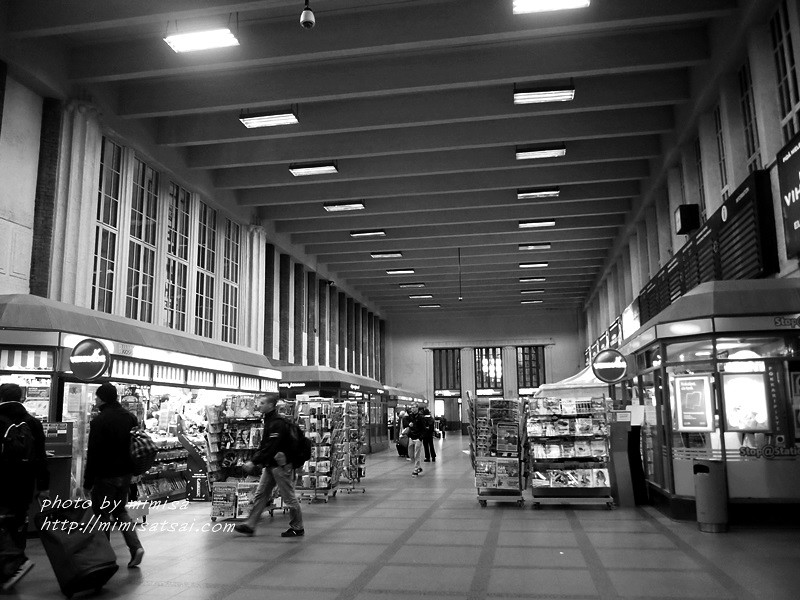 北歐 旅行 景點 赫爾辛基 中央火車站 (5)