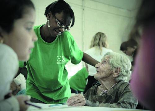 Εθελοντισμός, μας ενώνει - Νέα Ακρόπολη