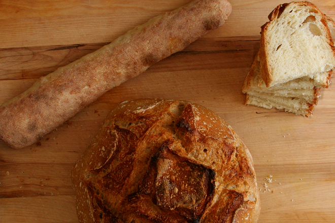 rustic bread 23