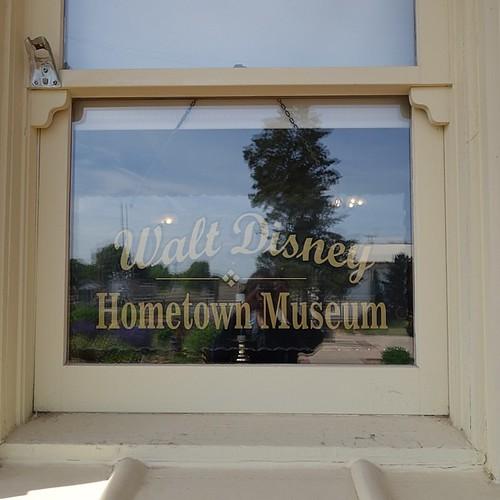 ウォルト・ディズニー・ホームタウン・ミュージアム。