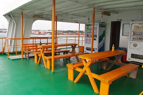 伊良部島佐良浜港 Sarahama-port,Irabu-jima,Okinawa