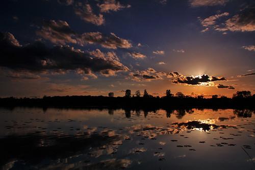 reflections sunsets canondslr scenics canonphotography outdoorphotography crosswindsmarsh michiganoutdoors waynecountyparks waynecountymichigan waterwinterwonderland outlawphoto waynecountydnr crosswindssunset52214