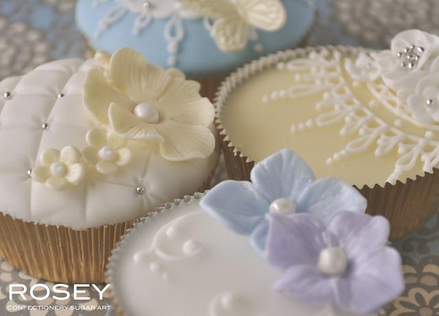 Cupcake Lesson -【Wedding】