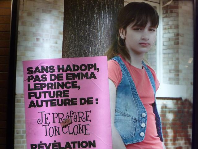 Campagne PUR piratée — Emma Leprince