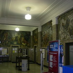 Sheboygan Wisconsin Post Office Murals