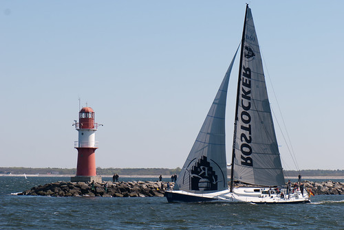 Rostocker sailboat