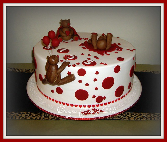 Red Nose Cake Images : SIDS Red Nose Day Cake Flickr - Photo Sharing!