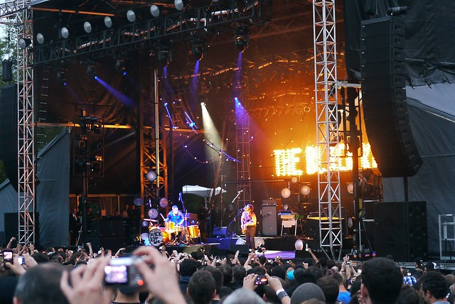 The Black Keys | Deer Lake Park, Burnaby
