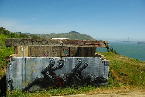 SF the Marin Headlands