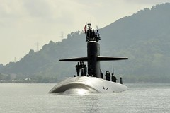 USS Louisville (SSN 724) file photo. (U.S. Navy/PO1 David R. Krigbaum)