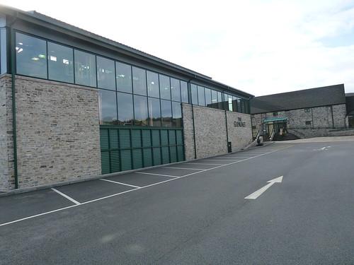 Stillroom and Visitor Centre, Glenlivet Distillery