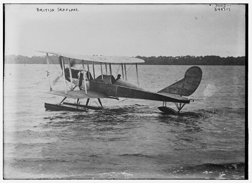British seaplane  (LOC)