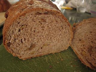 Wheat Walnut Loaf