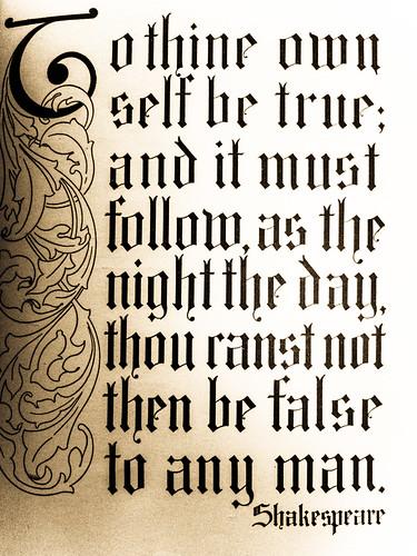 Polonius Advises