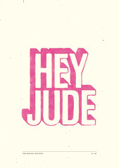 7062644157 6fdf2b2308 m Hey Jude   Illustrated lyrics by 719