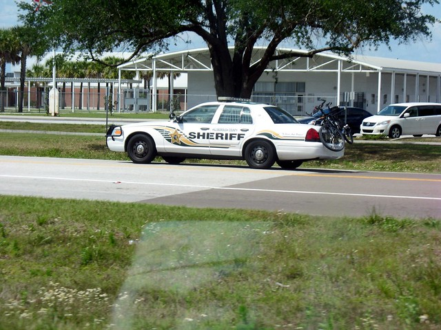 Hillsborough County Sheriff Notice On Parked Cars