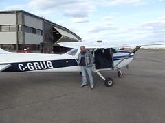 monoplane, aviation, airplane, propeller driven aircraft, wing, vehicle, propeller, cessna 152, cessna 172, ultralight aviation,