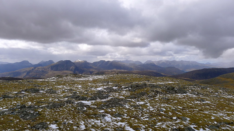 The Coulin and Torridon Hills