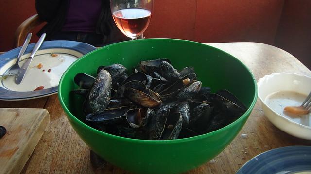Badentarbat Mussels.