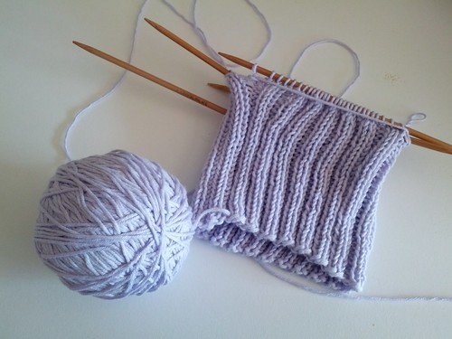 ribbed newborn hat